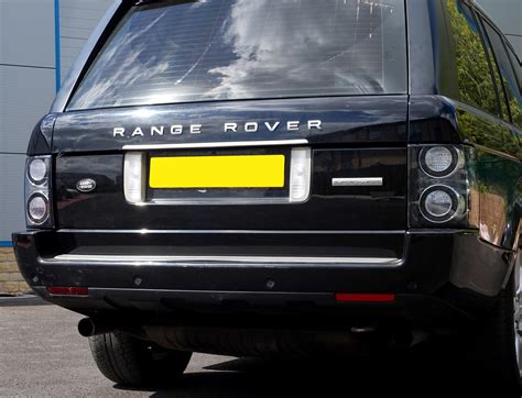 range with led lights 2012 stealth smoked led rear lights for rangerover l322