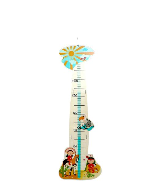 bild kinderzimmer indianer messlatte indianer messlatten im kinderlenland kaufen