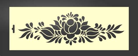 pattern stencil templates plantillas para stencil flores imagui