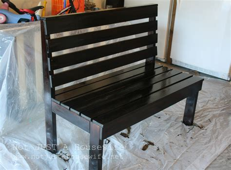 build entryway bench decorating someone else s house part 3 building an