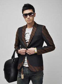 jas blzer casual slimfit kere dan elegan toko blazer pria terbaru hitam formal model jas pria