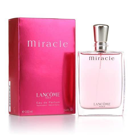 Parfum Lancom Miracle Edp 100ml Original lancome miracle 100ml edp original perfume malaysia