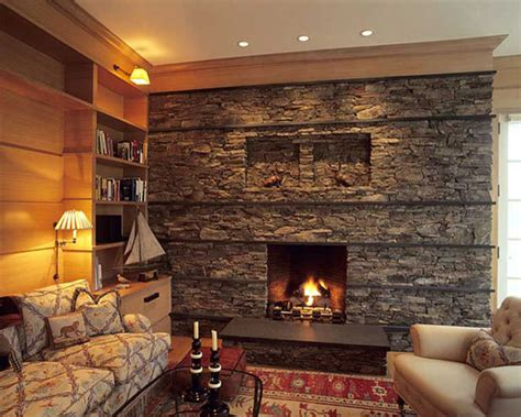 faux fireplace rustic family room miami by