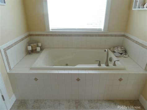 bathtub decorations master bedroom and bathroom puddy s house