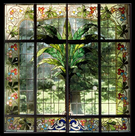 bleiverglasung jugendstil kuster atelier f 252 r glasmalerei wappenstelen und