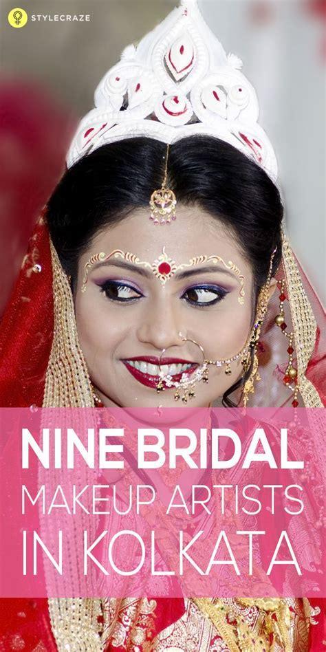 Best 25  Bengali bridal makeup ideas on Pinterest