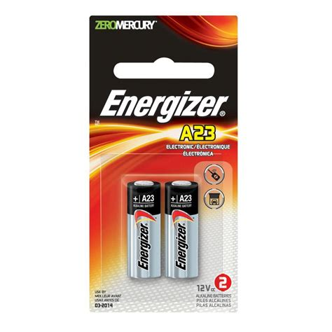 Smarthome Ideas energizer a23 2pk alkaline battery a23bpz 2 the home depot
