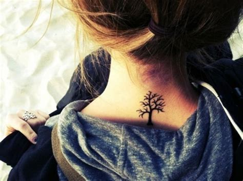 really cool small tattoos cool small tree tattowmag