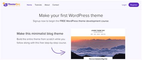 how to create wordpress themes from scratch part 1 how to create a wordpress theme from scratch compete themes