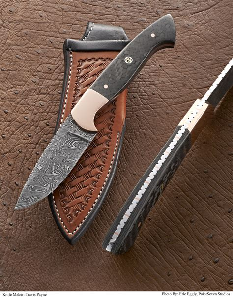 Handmade Skinning Knives - custom handmade and skinning knives