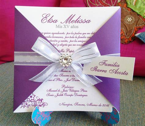 invitaciones de boda y 15 a 241 os finas 2 19 90 en mercado libre invitaciones de xv de antifaces invitaci 243 n xv a 241 os boda corte paquete con 25 inv 687