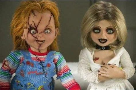 movie chucky wife first look at chucky s makeover for curse of chucky