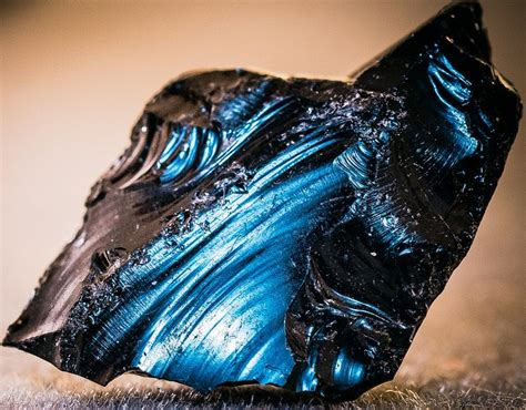 Blue Obsidian 2 obsidian value price and jewelry information