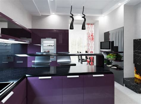 Kitchen Design With Peninsula 20 Modern Kitchen Designs Modern Kitchen Designs 2012