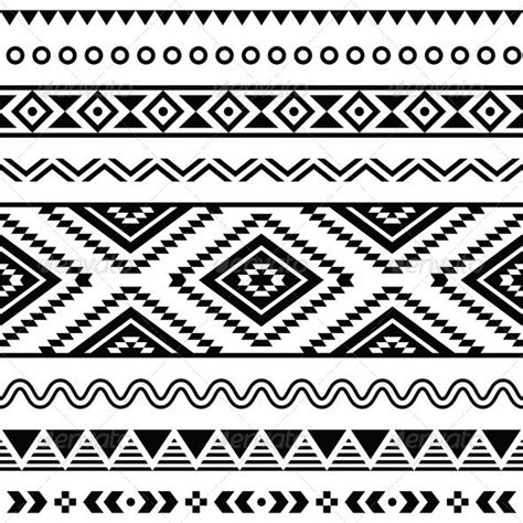 mexican pattern name 25 best ideas about tribal patterns on pinterest