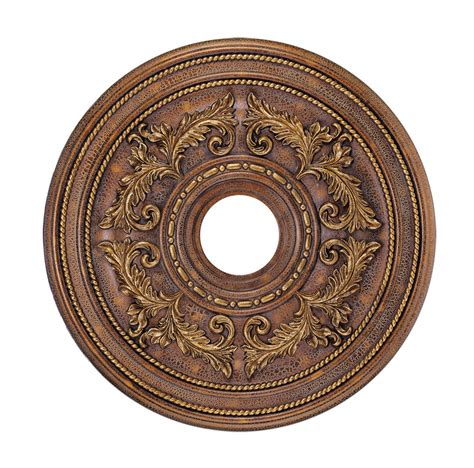 Medallions For Light Fixtures Livex Lighting Ceiling Medallions Ceiling Medallion Crackled Bronze 8200 30