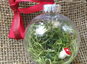 Diy Handmade Ornaments - 12 days of diy ornaments garden ornament