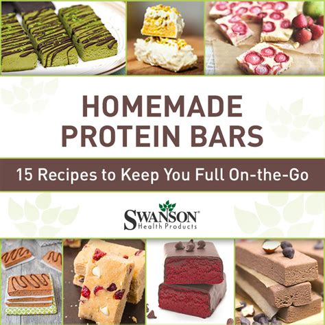 9 healthy homemade protein bar recipes homemade protein bar recipes our 15 favorite recipes