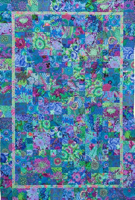 glorious color sssq blue potpourri quilt fabric pack from glorious color
