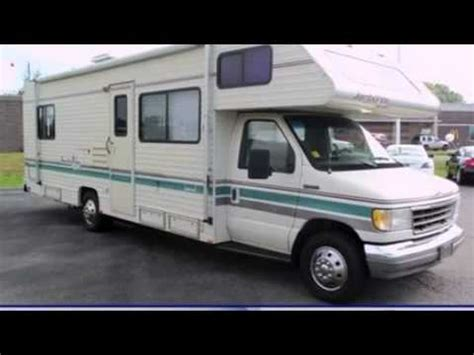 buy car manuals 1993 ford econoline e350 navigation system pre owned 1993 ford econoline rv heflin al youtube