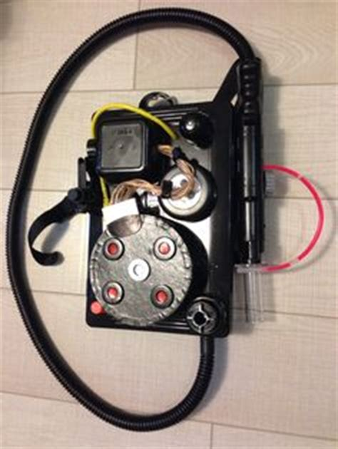 Ghostbusters Proton Pack Plans by Proton Pack Pattern Plans Ppack