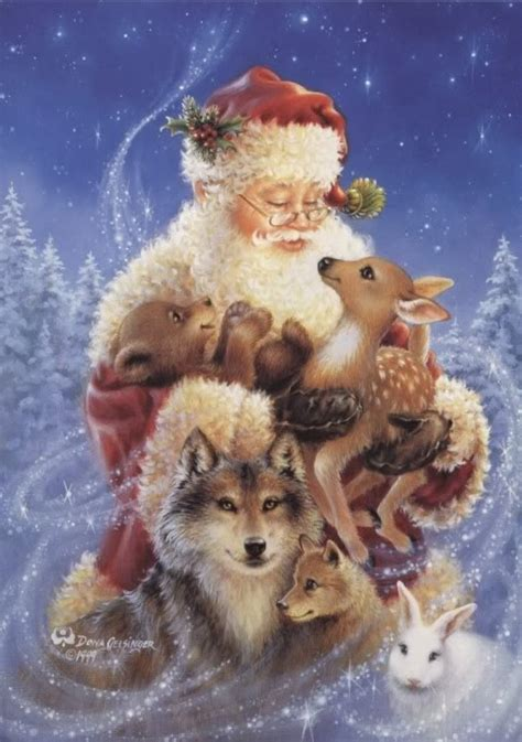 christmas animals christmas photo 25051322 fanpop