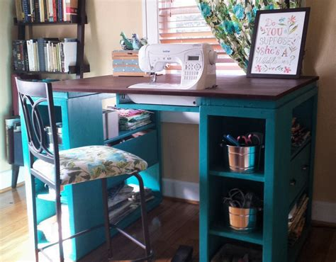 Ana White The Perfect Sewing Table Diy Projects Diy Sewing Desk