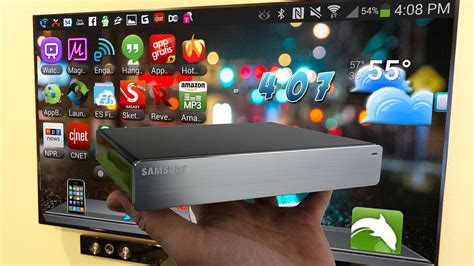 android media samsung homesync android media player review