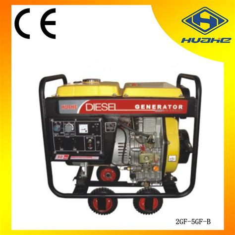 2kw 3kw 4kw 5kw home used diesel generator for sale small