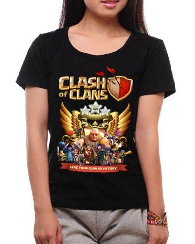 T Shirt Coc Pekka clash of clans silm t shirt for lead your clan