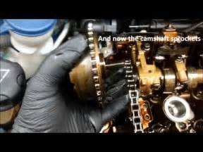 Peugeot 207 Cambelt Change How To Change A Peugeot 206 1 1 Petrol Engine Belt And
