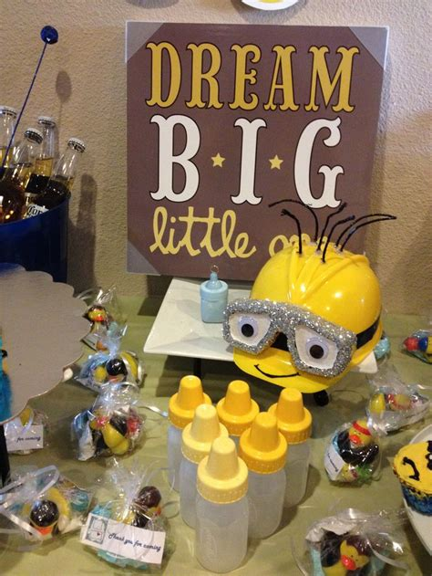 Minion Baby Shower Decorations by 1000 Images About Minion Costume On Minion