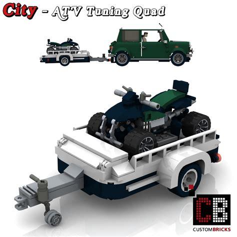 custom lego mini cooper custom pdf bauanleitung anh 228 nger gr 252 n f 252 r lego
