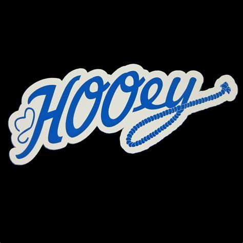 Hooey Welder Stickers