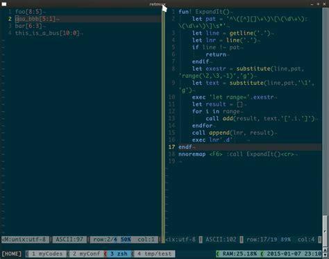 vim regex pattern not found regex vim macro to expand verilog bus
