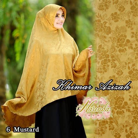Jilbab Instant Khimar Razania 19 khimar azizah by narinda pusat grosir jilbab modern