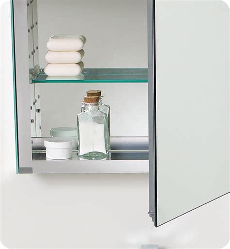 Modern Bathroom Medicine Cabinets Fresca Alto Teak Modern Bathroom Vanity W Medicine