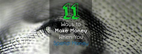 Ways To Make Money Online Without Spending Money - 11 ways to make money when you spend money