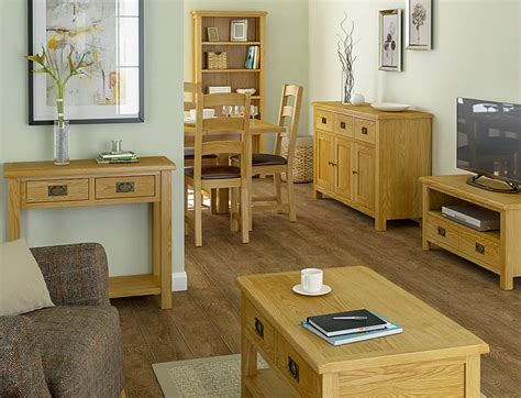 modern american white oak furniture rangethe modbury range