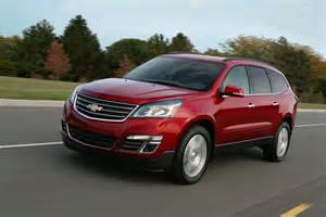 2013 chevrolet traverse facelift garage car
