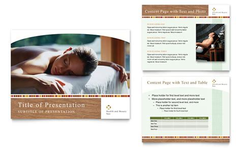 Spa Invitations Templates Free