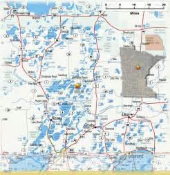 lake finder map brainerd crosslake nisswa minnesota maps attractions
