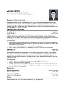 Resume Sample Cs by Spong Resume Resume Templates Amp Online Resume Builder