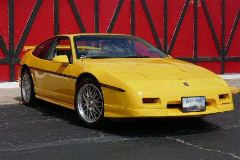 automotive repair manual 1987 pontiac fiero seat position control 1987 pontiac fiero gt 3 8 l 5 speed supercharged v6 see video stock 87jmcv for sale near