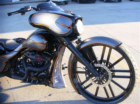 Harley Davidson Big Wheel by 2008 Custom Harley Davidson 30 Big Wheel Bagger