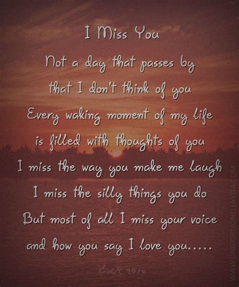 I Miss You So Much Love Poems From The Heart | i really miss you poems miss you v1 1 jpg love this