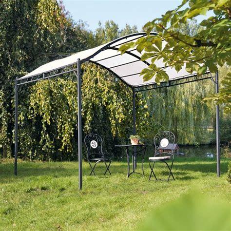 Stabiler Gartenpavillon 3x3 by Ein Schattiges Pl 228 Tzchen Im Garten Der Pavillon