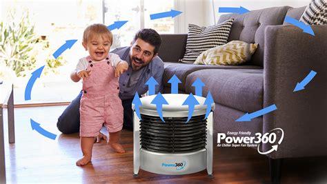 power super fan