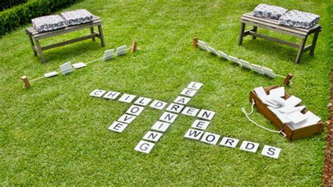 backyard scrabble 30 easy fun outdoor games you can do it yourself noted