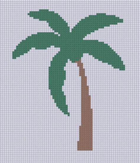 tree cross stitch pattern palm tree 2 cross stitch pattern cross stitch patterns